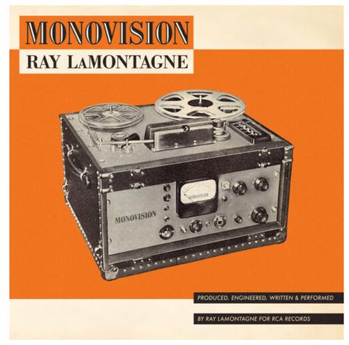 Ray Lamontagne – Monovision.    (Vinyl, LP, Album)