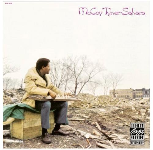 McCoy Tyner – Sahara.   (Vinyl, LP, Album, Repress, Stereo)