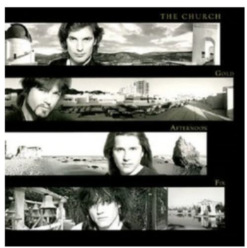 RSD2020 Church - The Gold Afternoon Fix (Gold Vinyl, limited to 1500, indie exclusive). AVAILABLE IN STORE ONLY 24-10-20