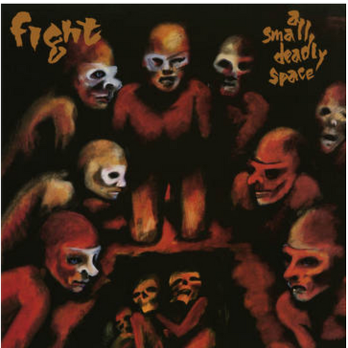 RSD2020   Fight - A Small Deadly Space.   (Vinyl, LP, Album, Red & Black Marble , limited to 1750, indie exclusive). AVAILABLE IN STORE ONLY 29-8-20