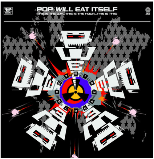 RSD2020  Pop Will Eat Itself-  This Is The Day This Is The Hour     (Vinyl, Deluxe, Edition, Numbered, Remastered, 30th Anniversary).  AVAILABLE IN STORE ONLY 29-8-20