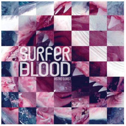 RSD2020  Surfer Blood - Astro Coast    (10 Year Anniversary, Reissue, vinyl ,2 LP, Album).   AVAILABLE IN STORE ONLY 29-8-20