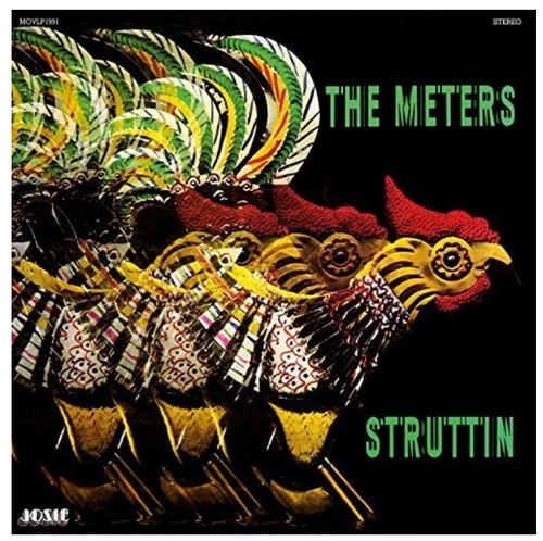 The Meters ‎– Struttin'.    (Vinyl, LP, Album, Reissue, 180 Gram)