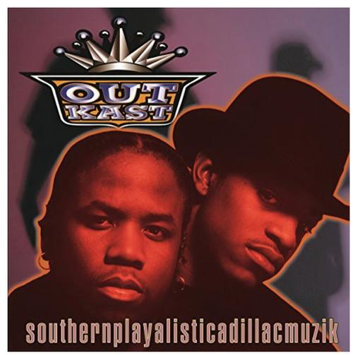 OutKast – Southernplayalisticadillacmuzik.   (Vinyl, LP, Album, Reissue, Remastered, 180g)
