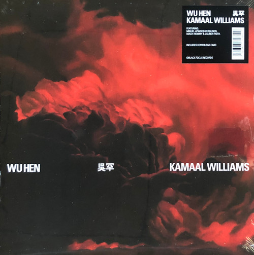Kamaal Williams ‎– Wu Hen.   (Vinyl, LP, Album)