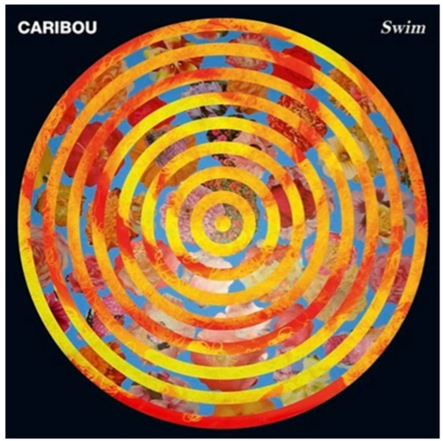 RSD2020  Caribou - Swim    (Vinyl, LP, Album, Limited 2000, Yellow/Red Marble). AVAILABLE IN STORE ONLY 29-8-20