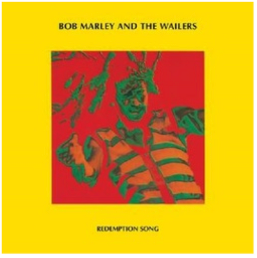 RSD2020  Bob Marley & The Wailers - Redemption Song    (12'', Clear Vinyl, limited to 7000). AVAILABLE IN STORE ONLY 29-8-20