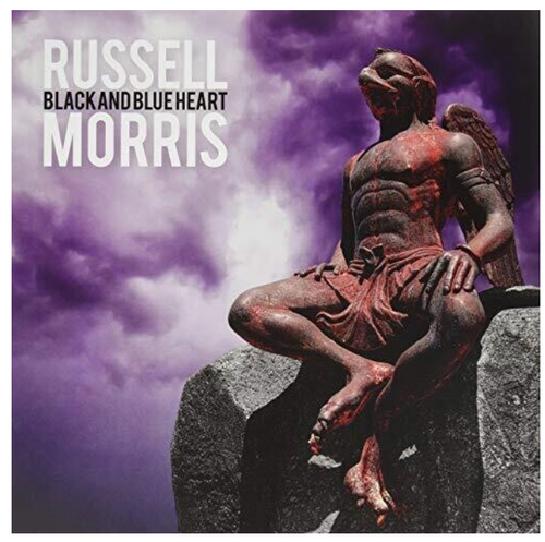 Russell Morris – Black And Blue Heart.   (Vinyl, LP, Album)