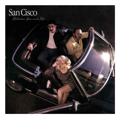 San Cisco – Between You And Me.   (Vinyl, LP, Album)