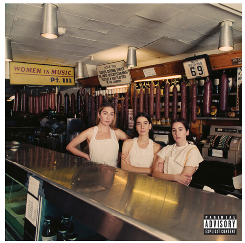 Haim  ‎– Women In Music Pt. III.   (Vinyl, 2 LP, Album)