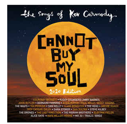 Various  ‎– Cannot Buy My Soul - The Songs Of Kev Carmody      (2 × Vinyl, LP, Compilation, Reissue, Gatefold, Black & Red)