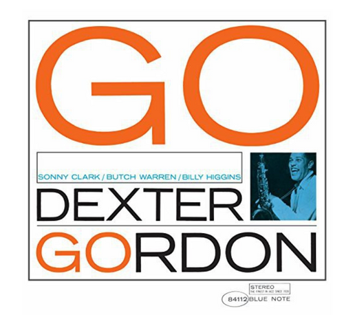 Dexter Gordon ‎– Go!    (Vinyl, LP, Album, Reissue, Remastered, 180 Gram)