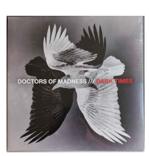Doctors Of Madness ‎– Dark Times.   (Vinyl, LP, Album, Limited Edition)