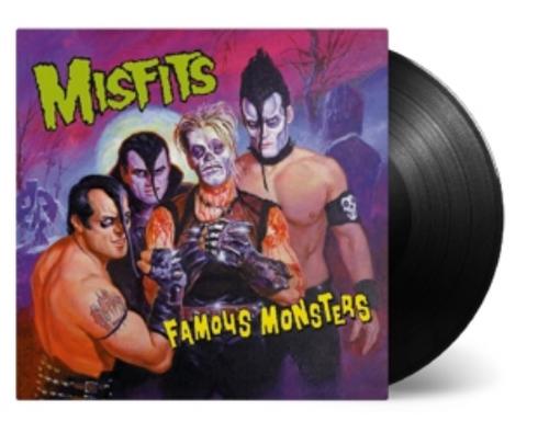 Misfits – Famous Monsters.    (Vinyl, LP, Album, Reissue)