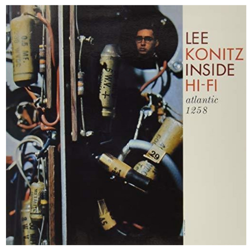 Lee Konitz – Inside Hi-Fi.    (Vinyl, LP, Album, Limited Edition, Reissue, Mono)