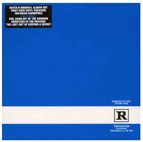 Queens Of The Stone Age – R ( Vinyl, LP, Album, Reissue, Stereo, 180 Gram)