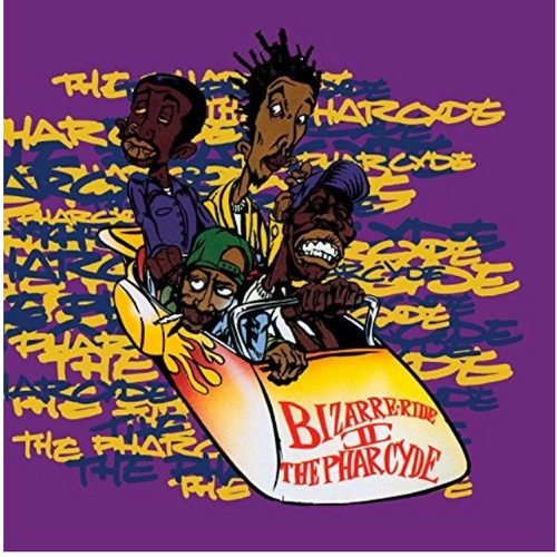 "The Pharcyde ‎– Bizarre Ride II The Pharcyde  ( Box Set, Deluxe Edition 2 × Vinyl, LP, Album, Reissue, Yellow translucent and blue translucent 3 × Vinyl, 12"", 33 ⅓ RPM, Reissue, Black)"