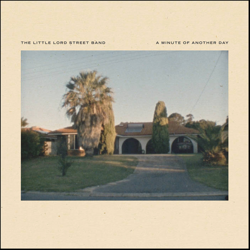 The Little Lord Street Band - A Minute Of Another Day (Vinyl LP)