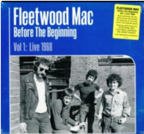 Fleetwood Mac ‎– Before The Beginning Vol 1: Live 1968.   (3 × Vinyl, LP, Album, Remastered, 180 Gram)