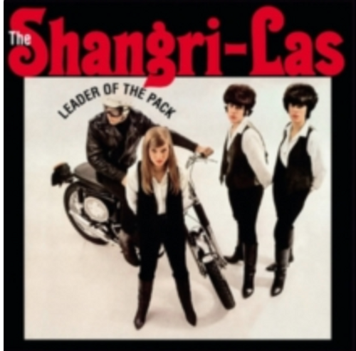 The Shangri-Las - Leader of the Pack (Vinyl, LP, Album, Reissue)