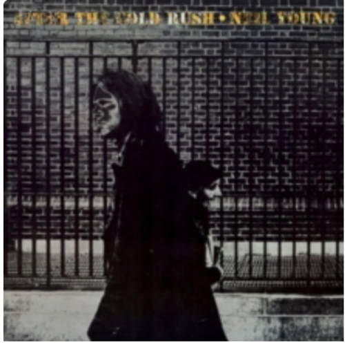 Neil Young - After The Gold Rush ( Vinyl, LP, Album, Reissue, Remastered, 180 g)