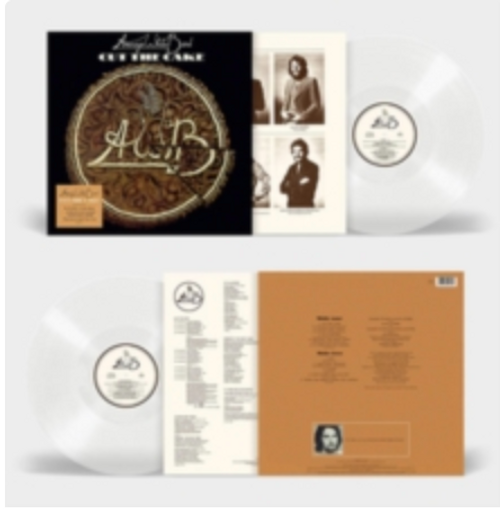 Average White Band - Cut The Cake (Vinyl, LP, Album, Reissue, Stereo, 180 Gram, Clear)