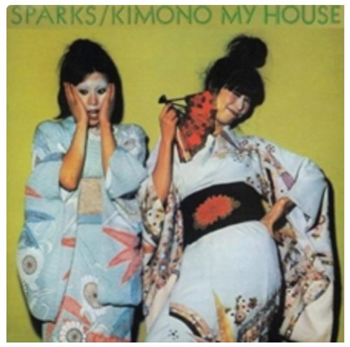 Sparks - Kimono My House (Vinyl, LP, Album, Reissue, Remastered, Repress)