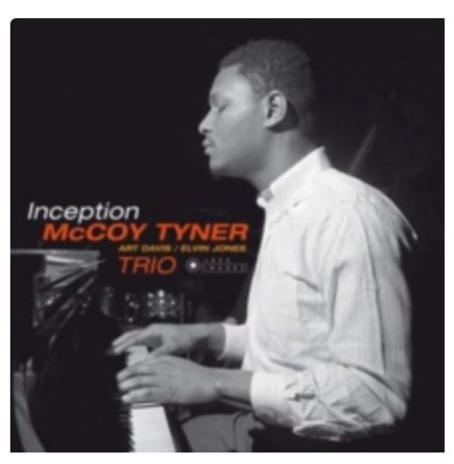 McCoy Tyner Trio – Inception.   (Vinyl, LP, Album, Stereo, 180 Gram, Gatefold)