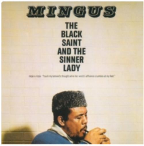 Charles Mingus – The Black Saint And The Sinner Lady. ( Vinyl, LP, Album, Stereo, Gatefold)