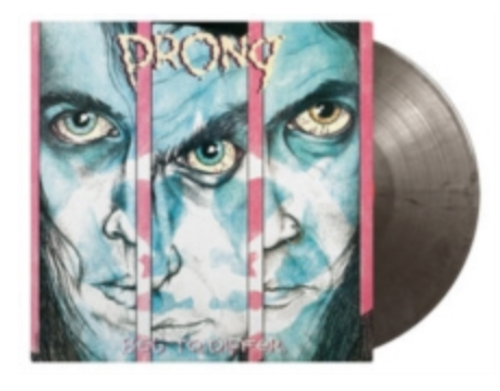 Prong ‎– Beg To Differ.   (Vinyl, LP, Album, Limited Edition, Numbered, Reissue, Silver & Black Marbled, 180 gram)