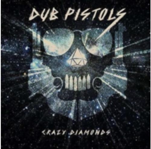 Dub Pistols – Crazy Diamonds.  ( Vinyl, LP, Limited Edition, White Vinyl)