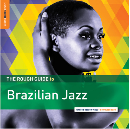 Various ‎– The Rough Guide To Brazilian Jazz.   (Vinyl, Lp, Album)