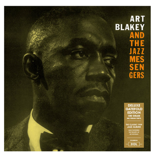 Art Blakey And The Jazz Messengers ‎– Art Blakey And The Jazz Messengers.    (Vinyl, LP, Album, Reissue, 180g Gatefold)