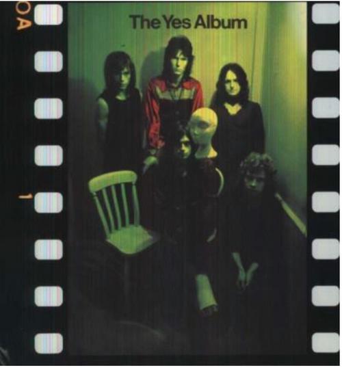 Yes – The Yes Album.  ( Vinyl, LP, Album,  Stereo, Gatefold)