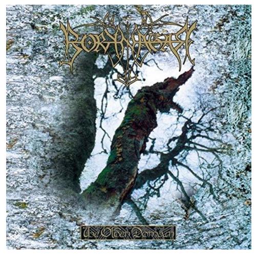 Borknagar – The Olden Domain.   (Vinyl, LP, Album, Limited Edition, Reissue, White color)