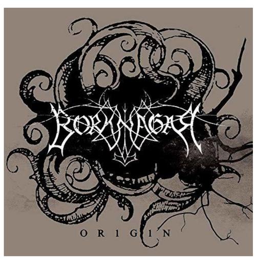 Borknagar – Origin.    (Vinyl, LP, Album, Limited Edition, Reissue, Remastered, Silver)