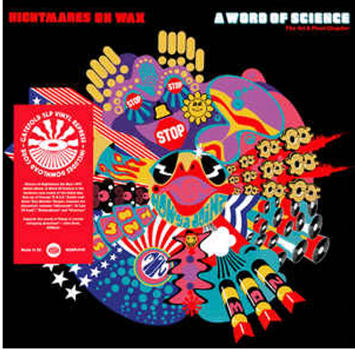 Nightmares On Wax – A Word Of Science (The 1st & Final Chapter).  ( 2 × Vinyl, LP, Album)