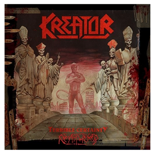 Kreator – Terrible Certainty.   (2 × Vinyl, LP, Album, Reissue, Remastered)