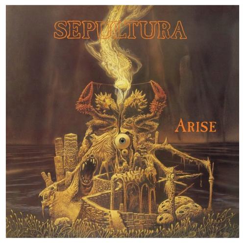 Sepultura – Arise.    (2 × Vinyl, LP, Album, Reissue, Remastered, Gatefold)