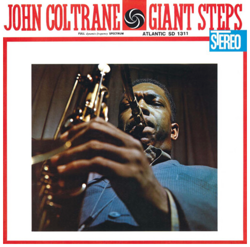 John Coltrane, Giant Steps, 60th Anniversary Deluxe Edition, 2 × Vinyl, LP, Deluxe Edition, Remastered, 180 gr.