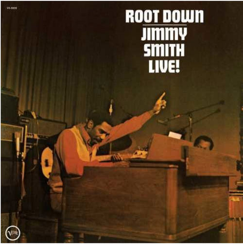 Jimmy Smith – Root Down - Jimmy Smith Live!   ( Vinyl, LP, Album)