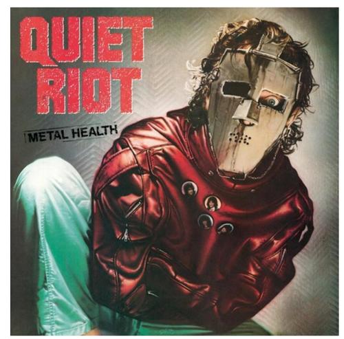 Quiet Riot – Metal Health.   (Vinyl, LP, Album, Reissue, Repress, 180 Gram)