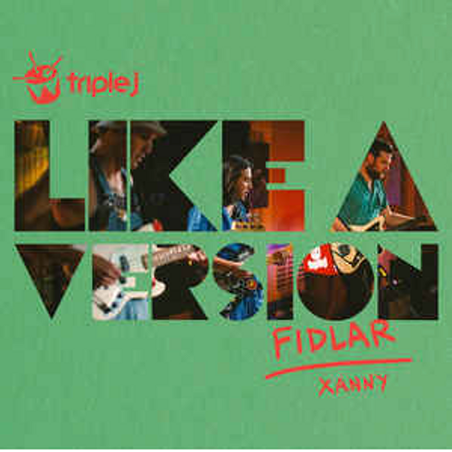 RSD2020 Fidlar - Xanny By Myself.  (Triple J Lav, Vinyl 7'').