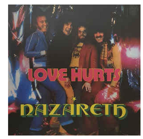 "RSD 2020 . Nazareth ‎– Love Hurts.   (Vinyl, 10"", 45 RPM, Single, Stereo, Orange). AVAILABLE IN STORE ONLY 26-9-20"