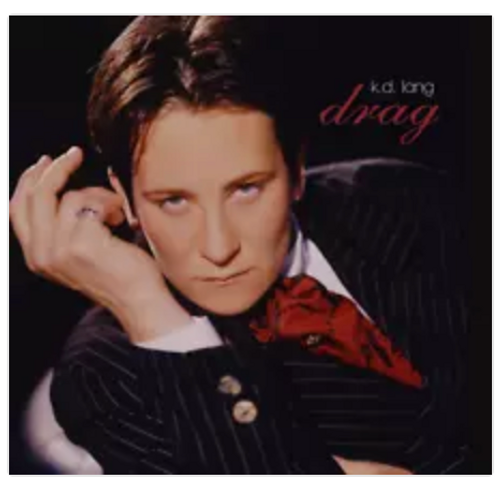 RSD 2020. k.d. lang – Drag  (2 × Vinyl, LP, Limited Edition, Smoky).    AVAILABLE IN STORE ONLY 26-9-20