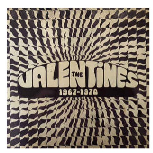 "RSD2020. The Valentines  ‎– 1967-1970.   (Vinyl, LP, Compilation, Mono, 180g, ""Peculiar Black & White"")"