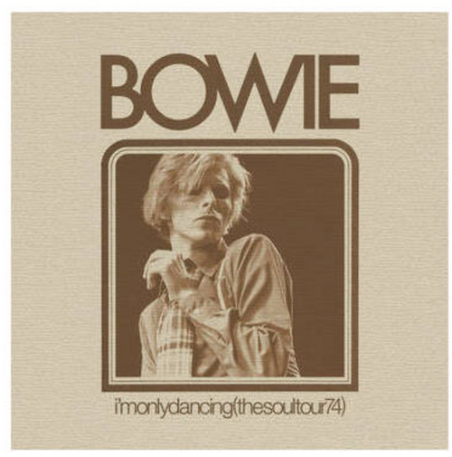 RSD2020. David Bowie ‎– I'm Only Dancing (The Soul Tour 74).   (2 × Vinyl, LP, Limited Edition). AVAILABLE IN STORE ONLY 26-9-20
