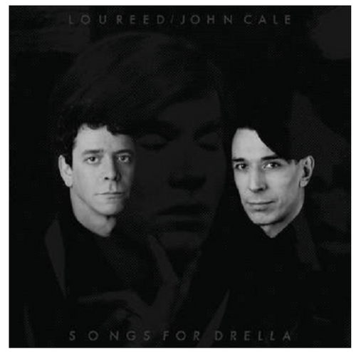RSD 2020.  Lou Reed / John Cale ‎– Songs For Drella.    (2 x, Vinyl, LP, Album, 180 Gram). AVAILABLE IN STORE ONLY 26-9-20