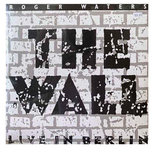 RSD 2020. Roger Waters ‎– The Wall (Live In Berlin 1990).   (2 × Vinyl, LP, Album, Limited Edition, Reissue, Clear, 180 Gram)  AVAILABLE IN STORE ONLY 26-9-20