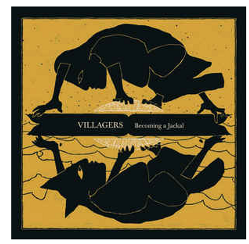 RSD 2020. Villagers  – Becoming A Jackal.   (Vinyl, LP, Album, Limited Edition, Red, Gold). AVAILABLE IN STORE ONLY 26-9-20